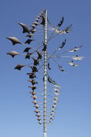 An authentic whirligig thingy