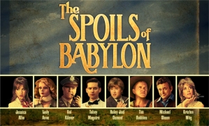 Sarah strongly recommends that you check out The Spoils of Babylon.